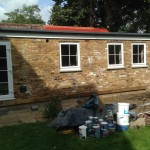 Shepperton external near finish
