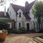 Shepperton building project