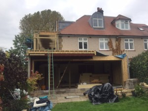 Park Road Timber Frame Construction